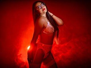 Recorded naked AngelaRio